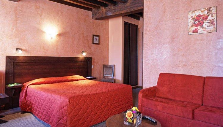 Hotel des Trois Maures Bourgogne - 2-persoonskamer