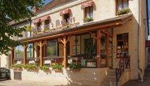 Hotel des Trois Maures Bourgogne - exterieur serre
