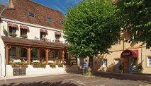 Hotel des Trois Maures Bourgogne - exterieur