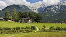 Duitsland heeft een prachtig berglandschap