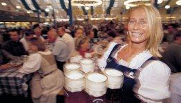 Gezellig Oktoberfest in Duitsland