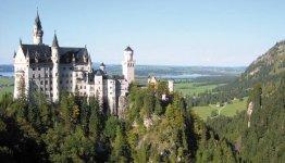 Wist u dat het Disney kasteel geïnspireerd is op Slot Neuschwanstein?