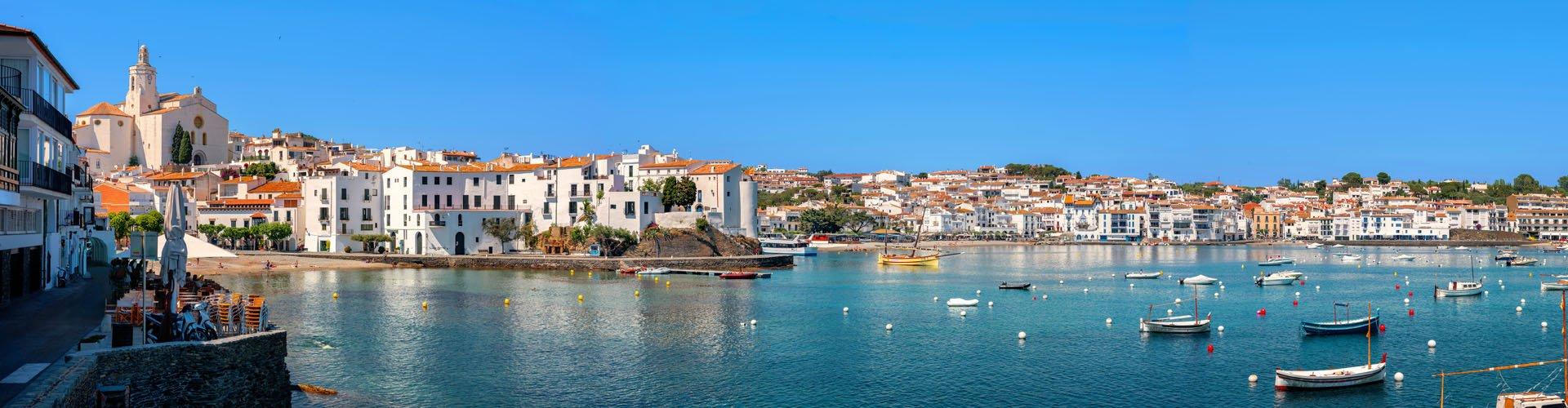 Spanje - pittoresk Cadaques