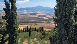 Toscaans landschap
