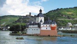 Prachtige kastelen langs de Rijn