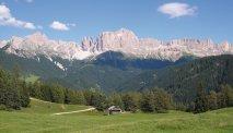 Prachtige natuur in de Dolomieten