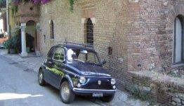 Fiat 500 in Perugia