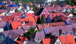 Daken in Schmalkalden in Thüringen