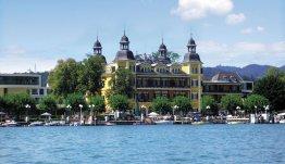 De Wörthersee, het bekendste meer van Karinthië