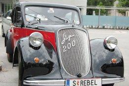 Het Oostenrijkse automerk Steyr