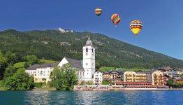 Bergen en meren in het Salzburgerland