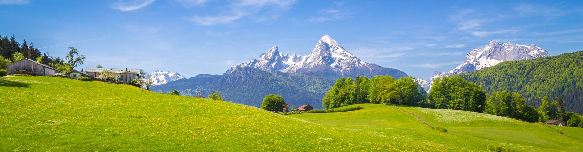 Banner foto Zwitserland