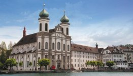 Prachtig Luzern