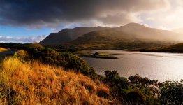 Gelegen in het westen van Ierland in County Galway ligt het Connemara National Park