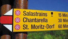 Luxe en jetset in St. Moritz