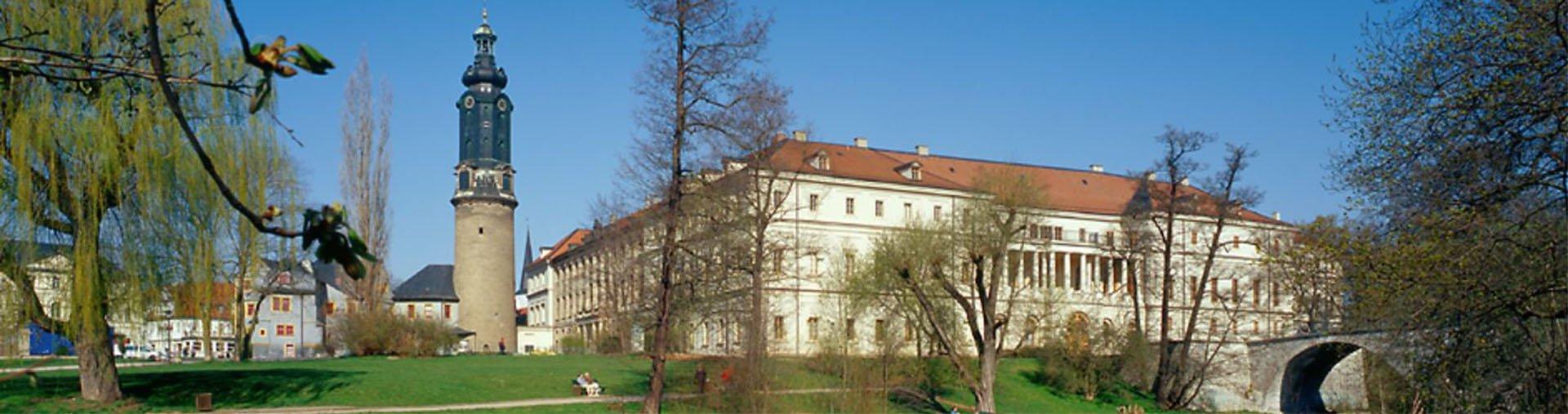 Banner Weimar Krakau
