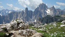 Sud Tirol Gardenapas