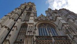 Kerk in Antwerpen