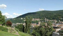 Philosophenweg in Heidelberg