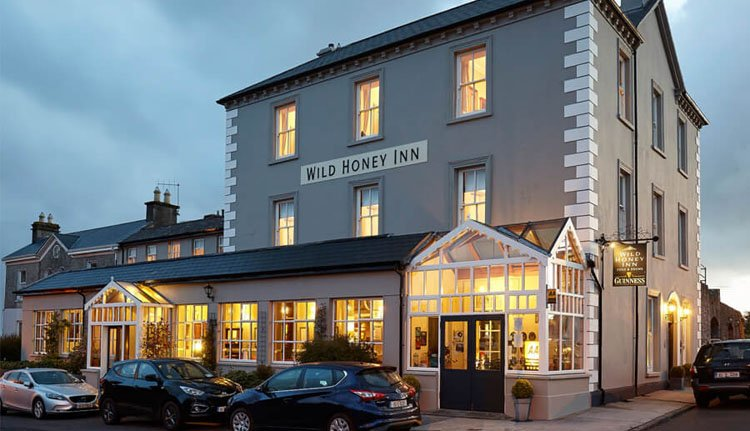 Wild Honey Inn - Lisdoonvarna