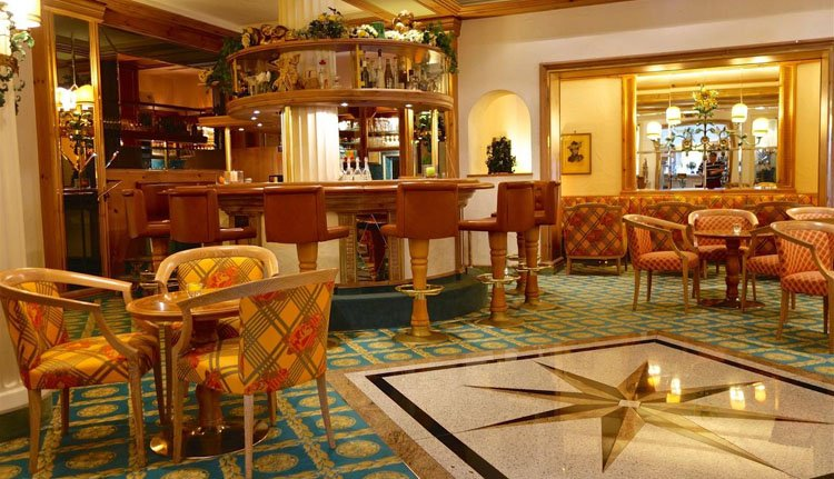 Hotel Luisenbad - bar