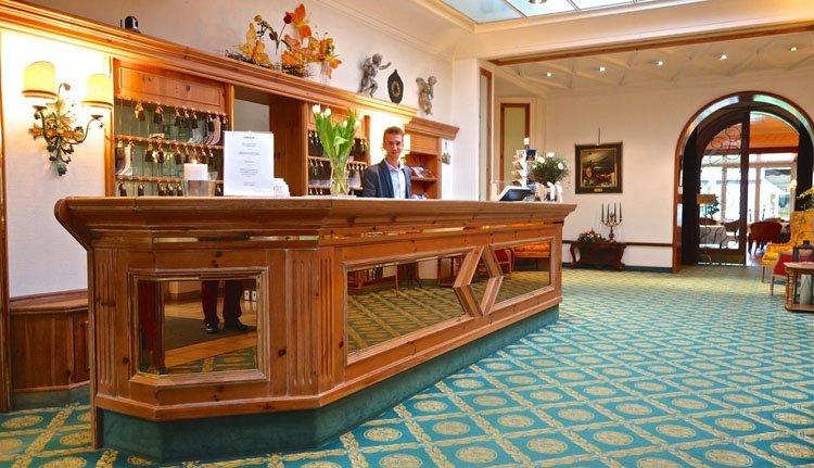 Hotel Luisenbad - receptie