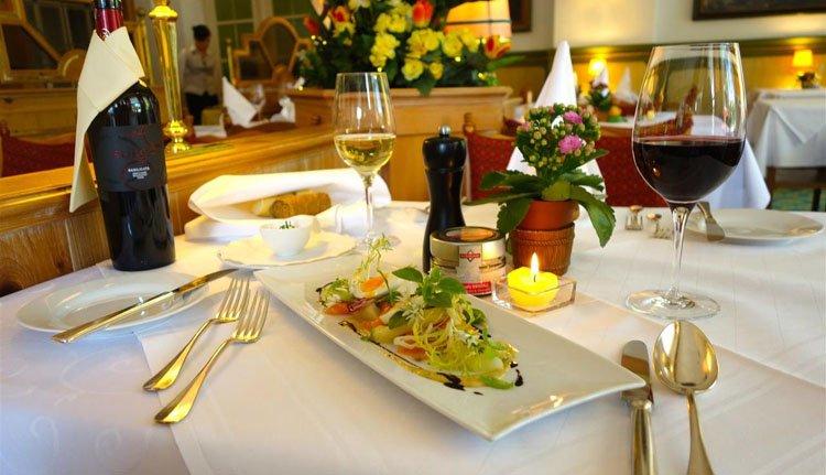 Hotel Luisenbad - restaurant