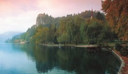 Noordwest Slovenië - rondje om het meer van Bled