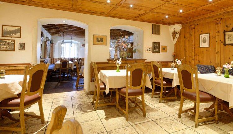 Hotel Alte Post, Oberammergau - Restaurant Ludwig Stube