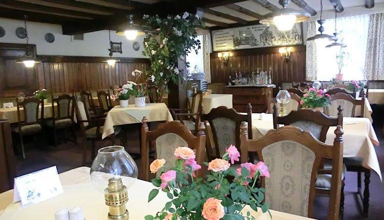 Hotel Goldene Rose - Restaurant Zunftstube