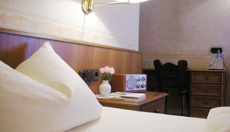 Hotel Goldene Rose - 1-persoonskamer