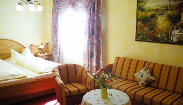 Hotel Goldene Rose - 2-persoonskamer Comfort