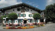 Hotel Alte Post, Oberammergau - Beieren Duitsland