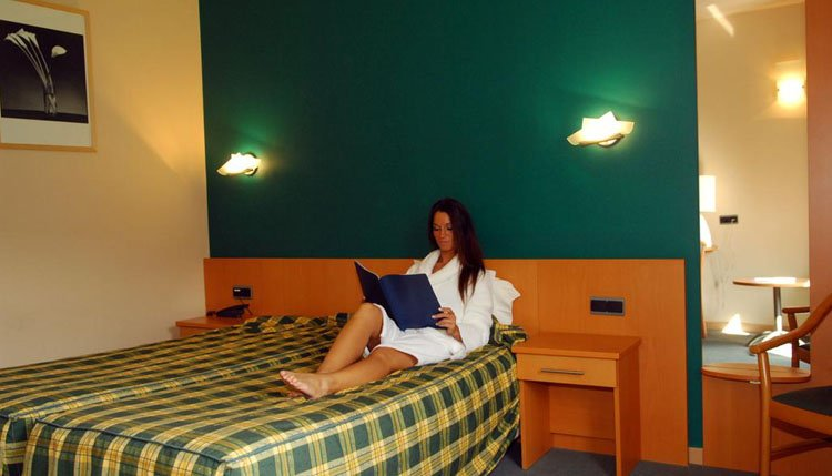 Hotel Les Jardins de la Molignee - 2-persoonskamer
