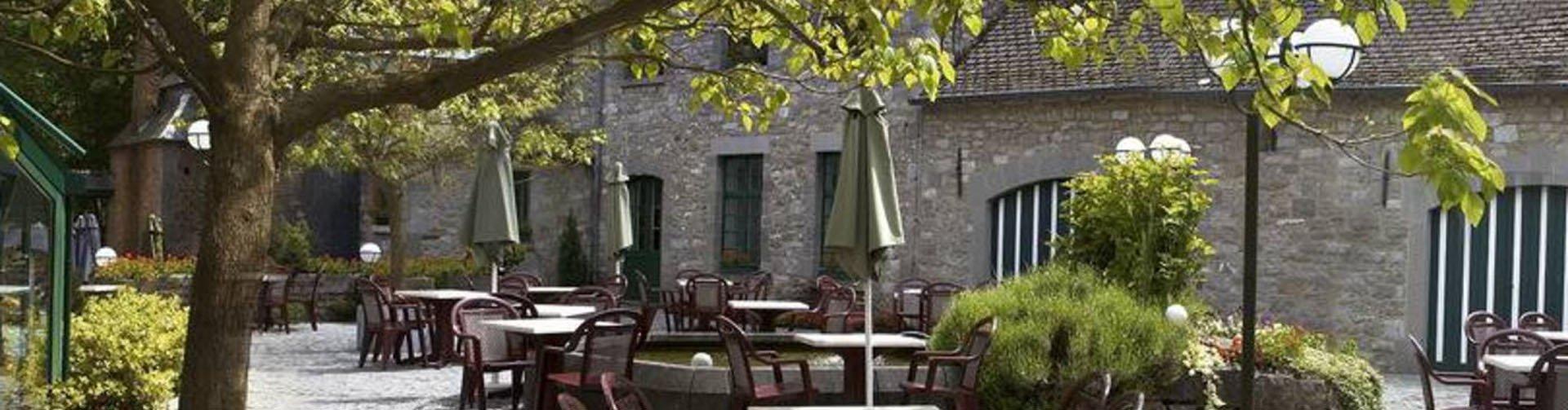 Hotel Les Jardins de la Molignee - banner