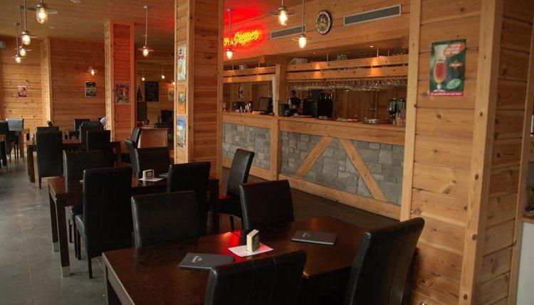 Hotel Les Jardins de la Molignee - bar
