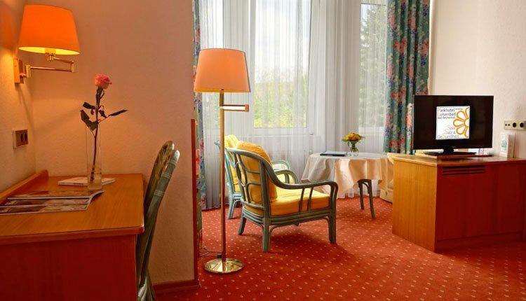 Parkhotel Luisenbad - 2-persoonskamer Standaard