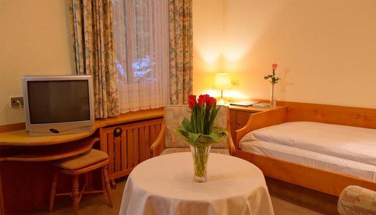 Parkhotel Luisenbad - 1-persoonskamer