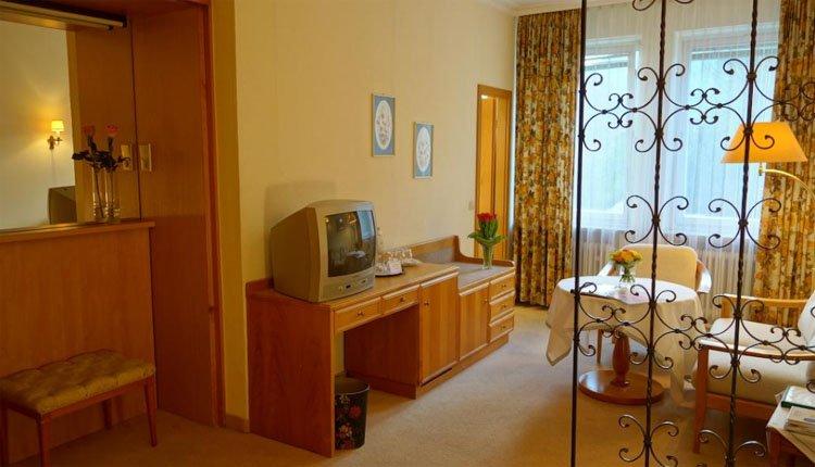Parkhotel Luisenbad - 2-persoonskamer Economy