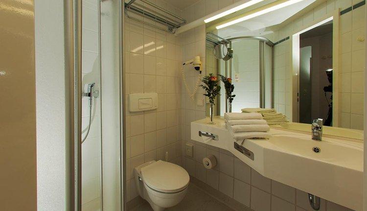 Hotel Kaiserin Augusta - 2-persoonskamer, badkamer