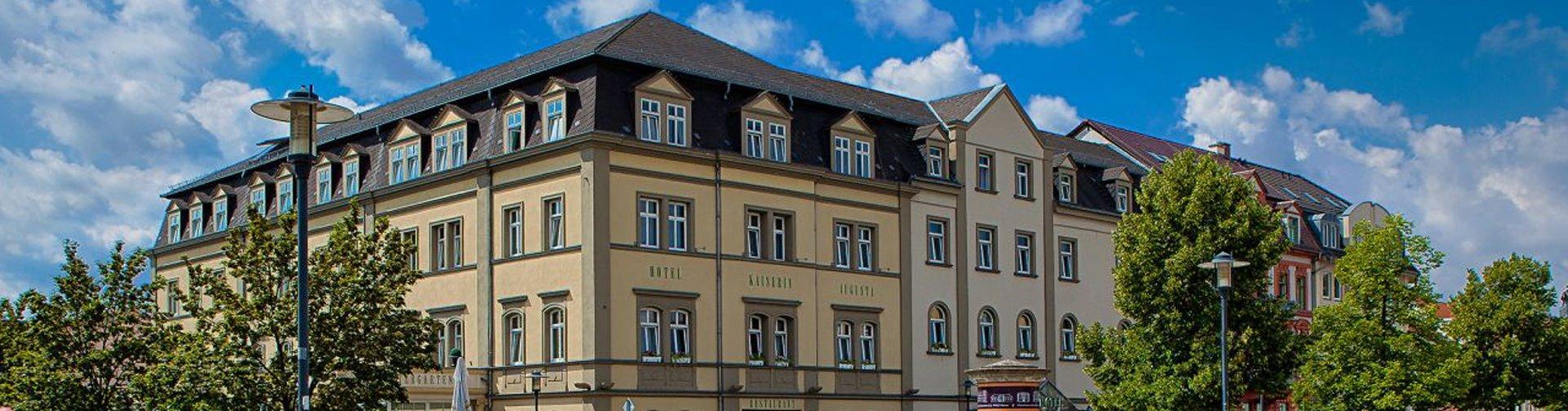 Hotel Kaiserin Augusta - Weimar