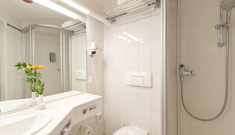 Hotel Kaiserin Augusta - 2-persoonskamer Comfort, badkamer