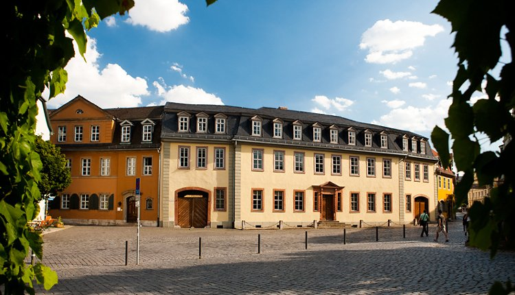 Woonhuis Goethe in Weimar - Duitsland, Thüringen