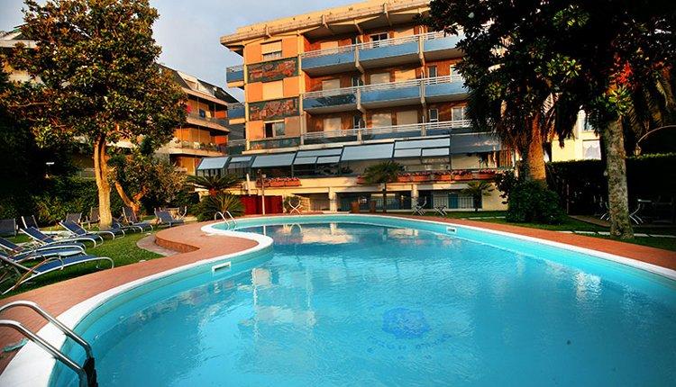 Hotel Garden Lido - zwembad