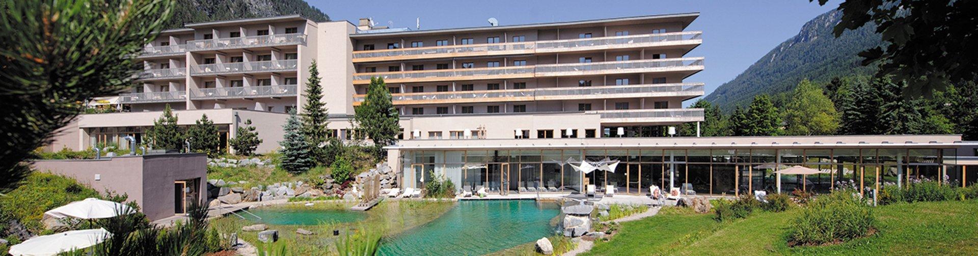 Banner Thermenhotel Bleibergerhof