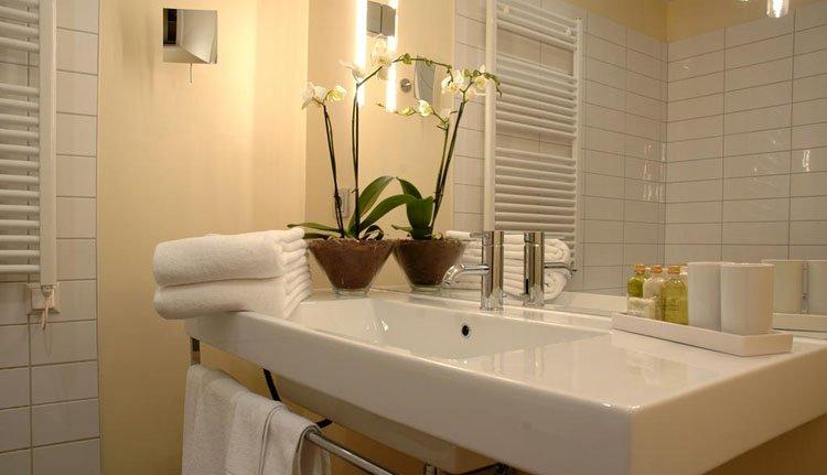 Thermenhotel Bleibergerhof, 2-persoonskamer, badkamer