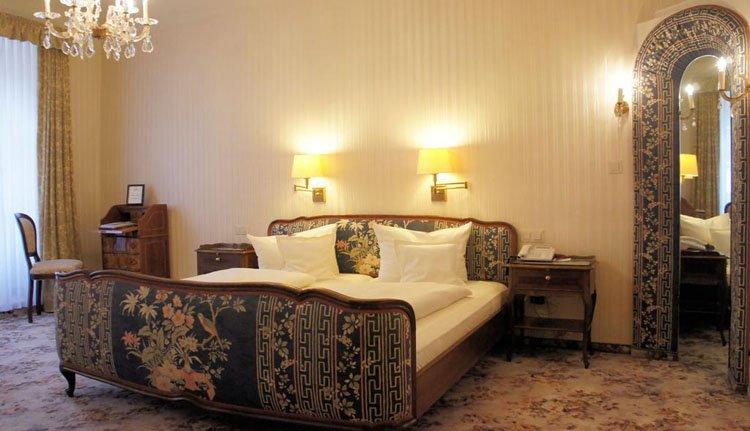 Hotel Eisenhut - 2-persoonskamer