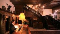Hotel Eisenhut - receptie