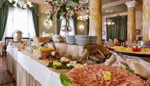 Hotel Ercolini e Savi - riant ontbijtbuffet
