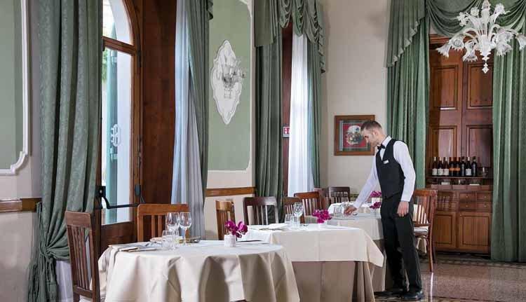 Hotel Ercolini e Savi - restaurant